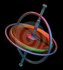 a gyroscope