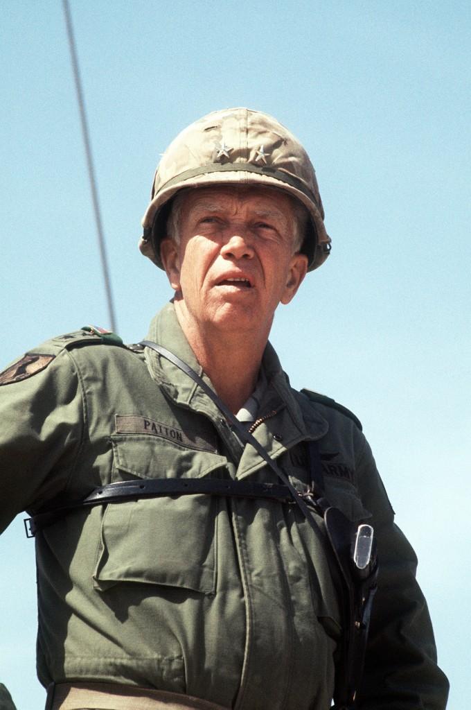 George Patton picture