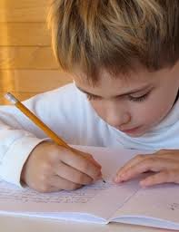 home school essay writing picture