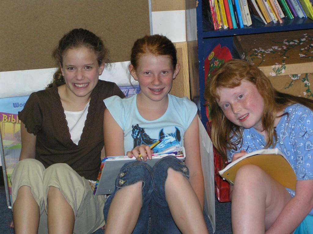 home schooled kids photos