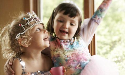princess dress up pictures