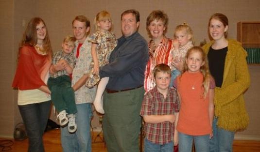 De Mille's family picture