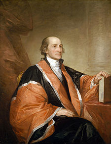 John Jay Gilbert Stuart picture