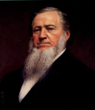 brigham young pictures