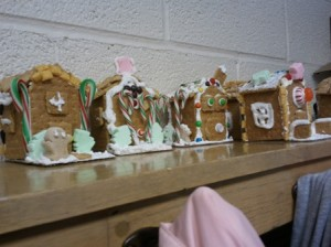 ginger bread houses pictures