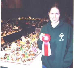 gingerbread house show picture
