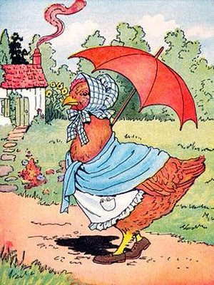 little red hen picture
