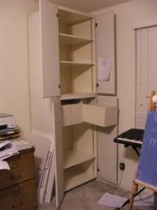 Jarvis Phantom Tollbooth Closet picture