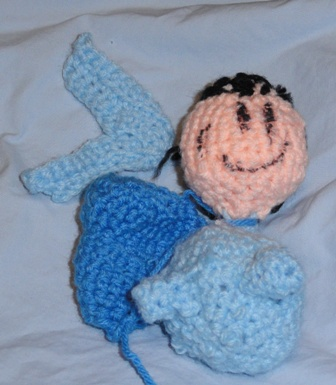 crochet boy pattern pictures