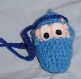crochet ninja pattern pictures
