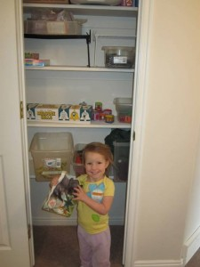 kid closet pictures