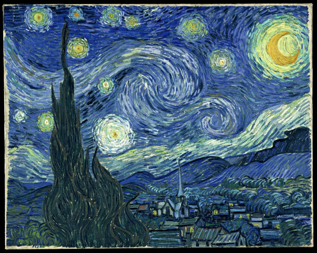 Van Gogh paintings pictures
