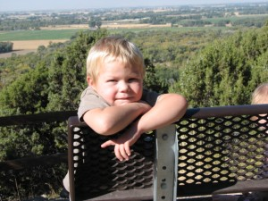 boy on bench picture