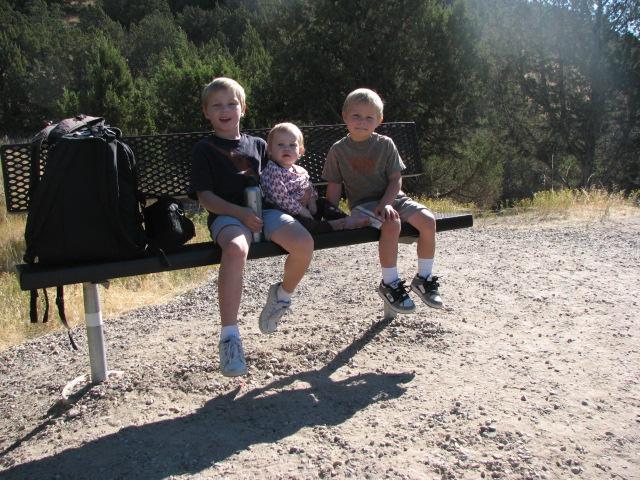 three boys pictures