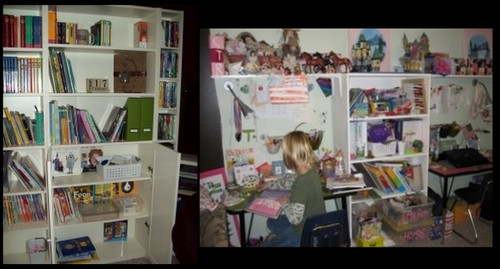 mini library learning space pictures