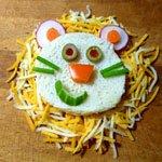 Lion sandwich pictures