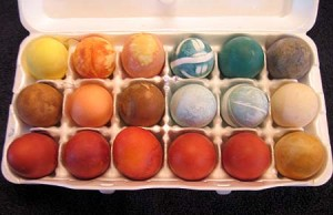 beautiful easter eggs pictures