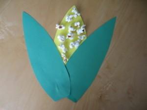 corn craft pictures
