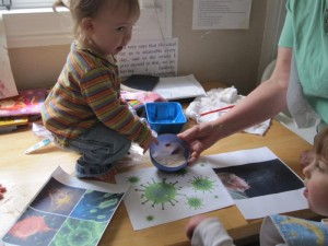 germs kids activities picture