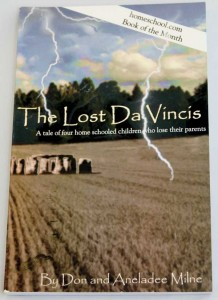 lost da vincis book