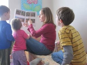 Garettes family picture