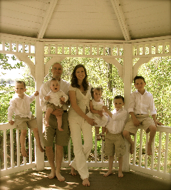 Nortons family picture