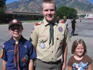boy scouts picture
