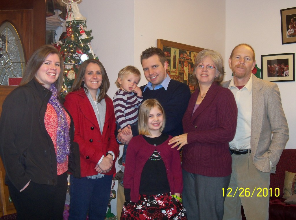 donaghey family picture