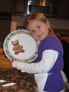 little girl chef picture
