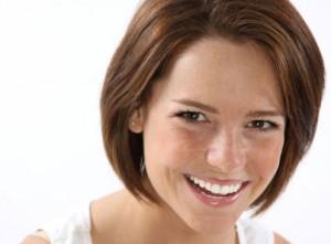 photo of happy woman