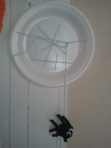 spider puppet picture