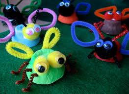 stuffed bugs picture