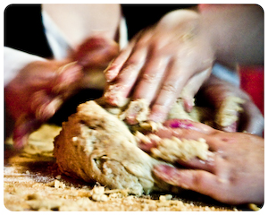 bread making pictures