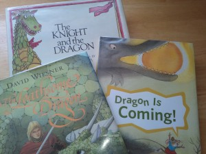 dragon books images