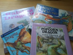 dragon books photos