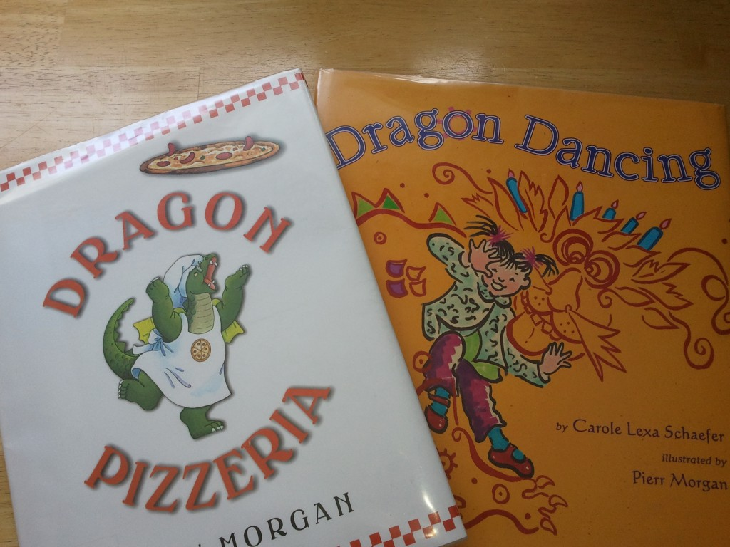 dragon books picture