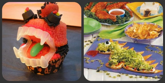 dragon cup cakes picture
