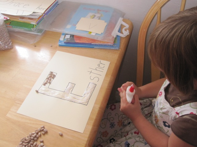 letter recognition activities picture