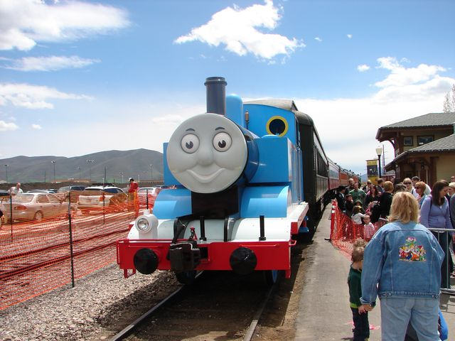 thomas the train images