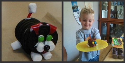 edible cookie dogs pictures