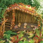 forest fairy house pictures