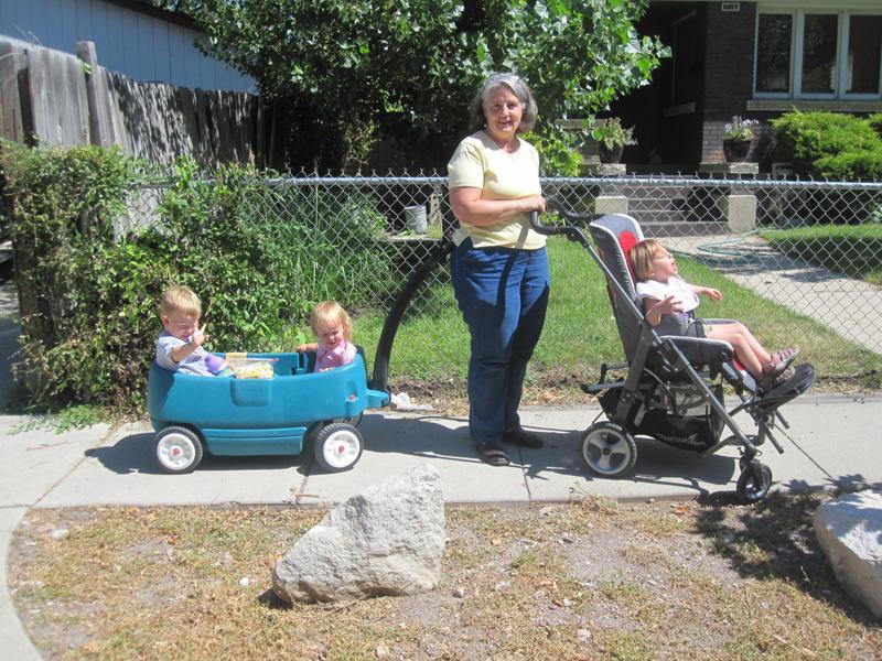 kids caravan picture