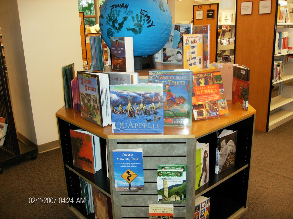 library kiosk picture