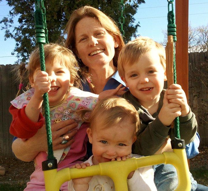 palmer family photo