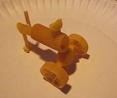 macaroni tractor crafts picture