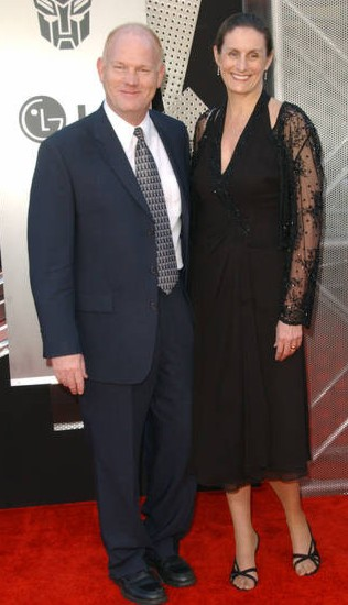 picture of Glenn Morshower with his wife