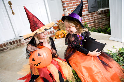 halloween witches picture