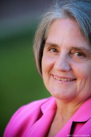 mary ann johnson portrait