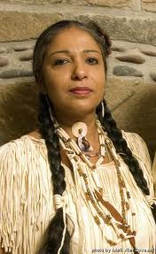 Wampanoag woman picture