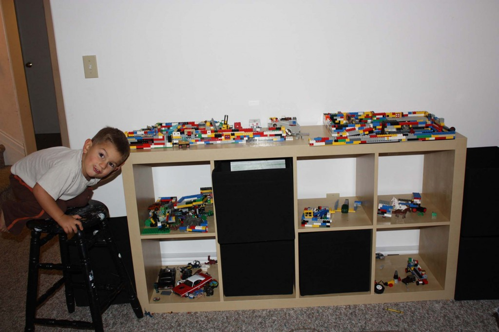 legos shelf picture